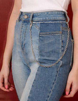 Ланцюжок на джинси та одяг | 238836-05-XX - A-SHOP