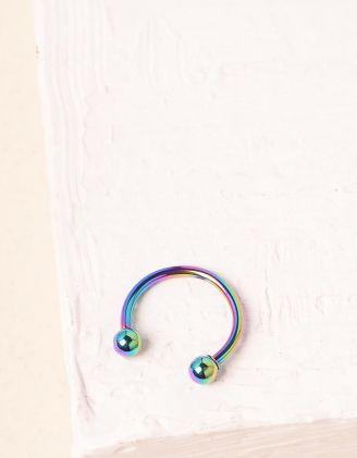 Сережка для пірсингу з кульками | 234846-21-XX - A-SHOP