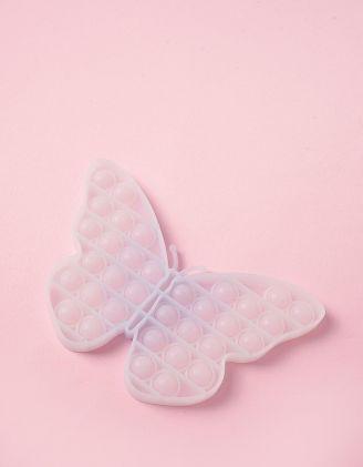 Іграшка антистрес pop it у вигляді метелика що змінює колір на сонці | 248686-21-XX - A-SHOP