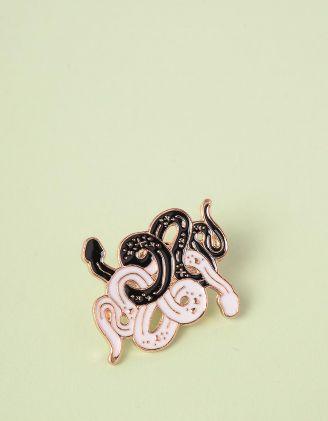 Брошка у вигляді змій | 245715-02-XX - A-SHOP