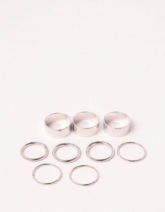 Кільця фалангові у наборі | 248708-05-XX - A-SHOP
