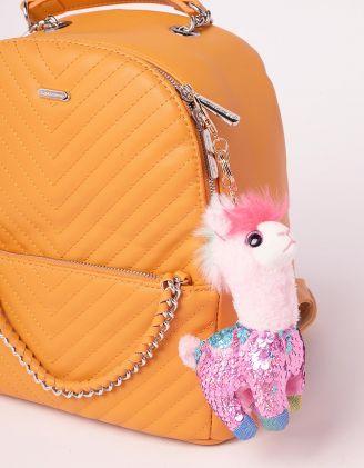 Брелок на сумку у вигляді альпака | 239490-14-XX