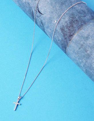 Підвіска з кулоном у вигляді хреста | 236860-06-XX - A-SHOP