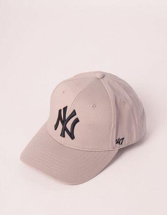 Бейсболка з вишивкою NY   247093-11-XX - A-SHOP