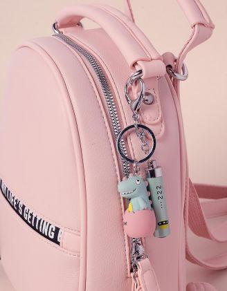 Брелок на сумку у вигляді звірятка з ліхтариком | 239938-37-XX