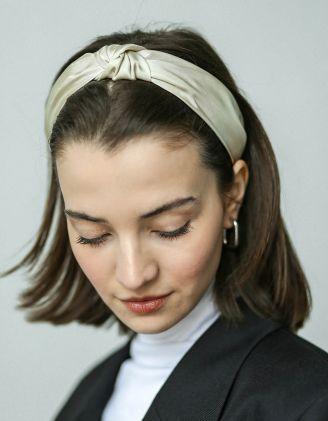 Обідок для волосся з вузлом | 237819-40-XX - A-SHOP