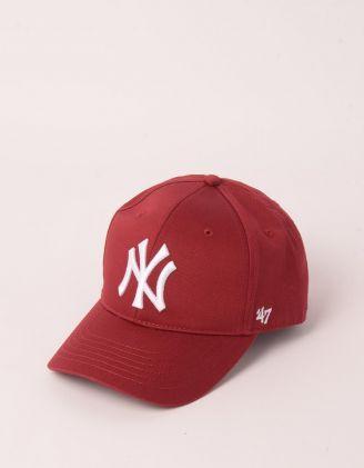 Бейсболка з вишивкою NY | 247093-27-XX - A-SHOP