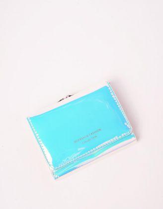 Гаманець портмоне голографічний | 238158-18-XX - A-SHOP