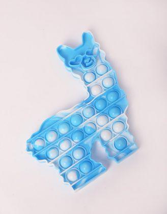 Іграшка антистрес pop it у вигляді альпака | 250052-18-XX - A-SHOP
