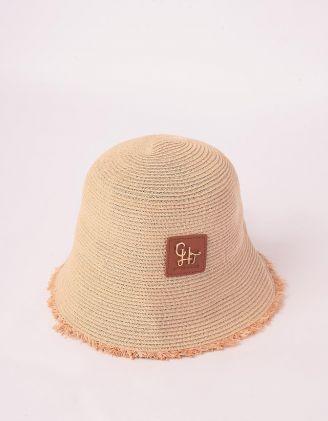 Панама плетена | 246631-40-XX - A-SHOP