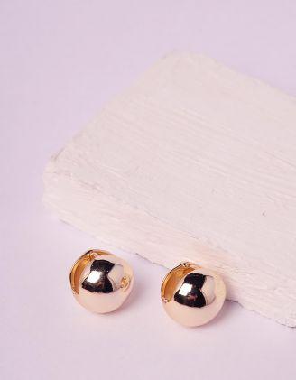 Сережки у вигляді кульок | 240838-04-XX - A-SHOP