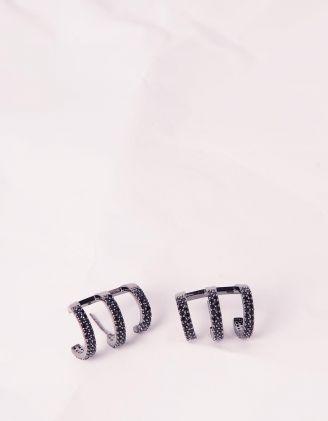 Сережки з гвіздочками | 241153-07-XX - A-SHOP