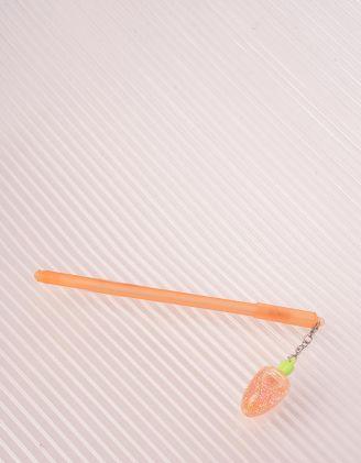 Ручка з брелоком у вигляді полуниці | 244181-26-XX - A-SHOP