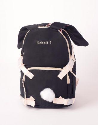 Рюкзак з вушками та звостиком | 248985-02-XX - A-SHOP