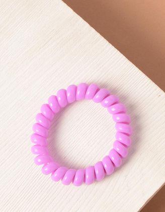 Резинка для волосся у формі спіралі | 219034-03-XX