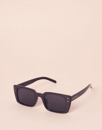 Окуляри вузькі сонцезахисні стильні | 241442-02-XX - A-SHOP