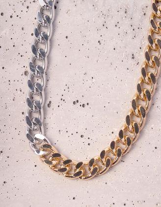 Підвіска на шию із ланцюга | 243829-05-XX - A-SHOP