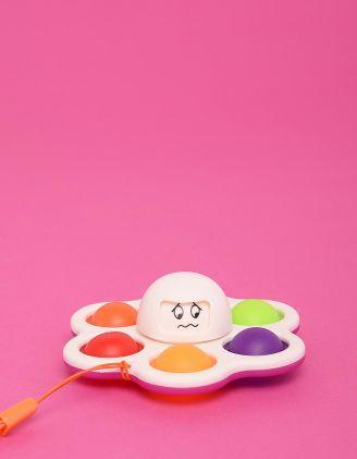 Іграшка антистрес pop it спінер у вигляді восьминога | 250048-01-XX - A-SHOP
