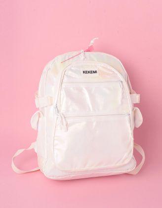 Рюкзак для міста з кишенями голографічний | 248981-01-XX - A-SHOP