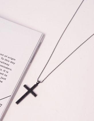 Підвіска з хрестом | 240802-02-XX - A-SHOP