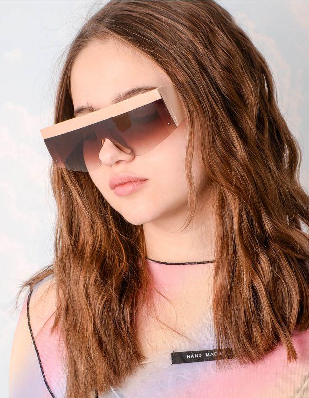 Окуляри сонцезахисні маска | 246613-22-XX - A-SHOP
