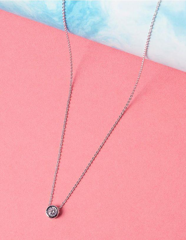 Підвіска з кристалом у кулоні | 236122-06-XX - A-SHOP