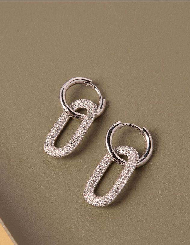 Сережки з кільцями | 241158-06-XX - A-SHOP