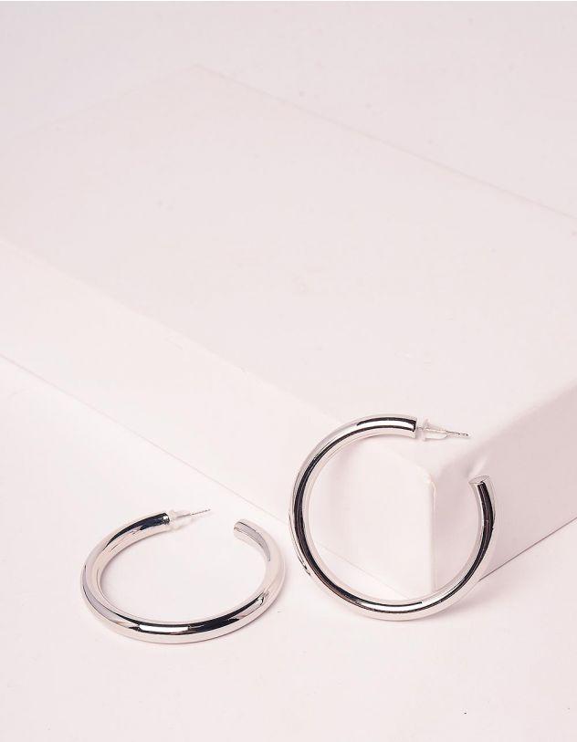 Сережки кільця   250082-05-XX - A-SHOP