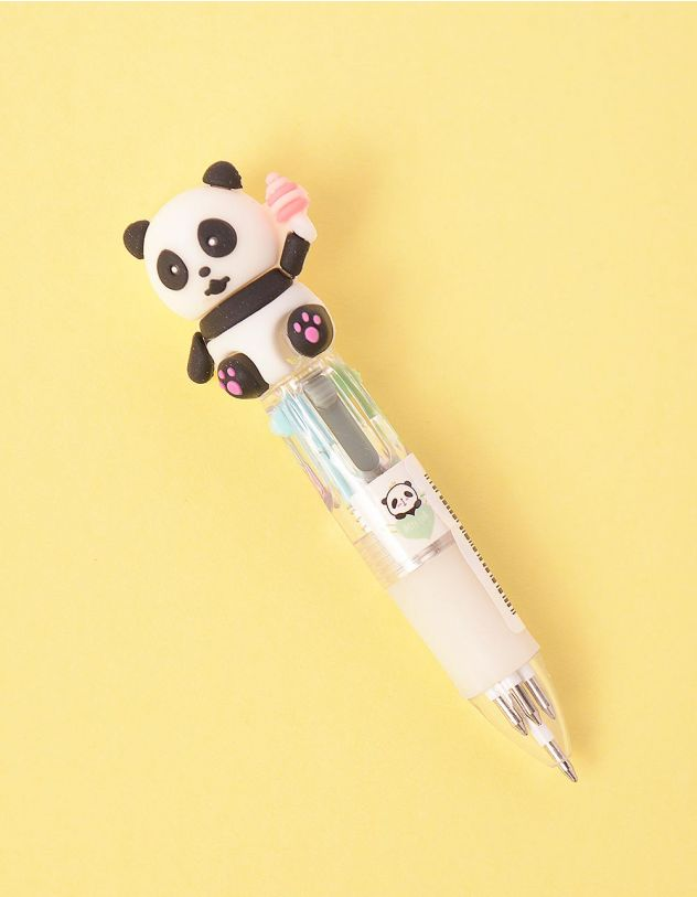 Ручка з пандою | 247846-01-XX - A-SHOP