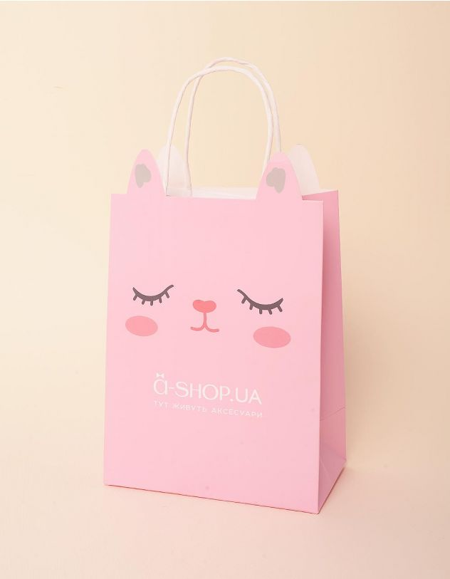 Пакет подарунковий a shop   237922-17-XX - A-SHOP