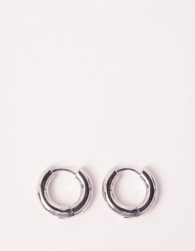 Сережки кільця маленькі | 248612-05-XX - A-SHOP