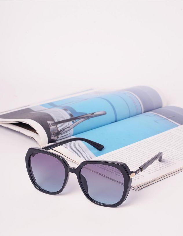 Окуляри сонцезахисні з тонкими дужками | 240029-13-XX - A-SHOP