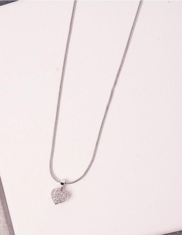 Підвіска з кулоном у вигляді серця | 246804-06-XX - A-SHOP