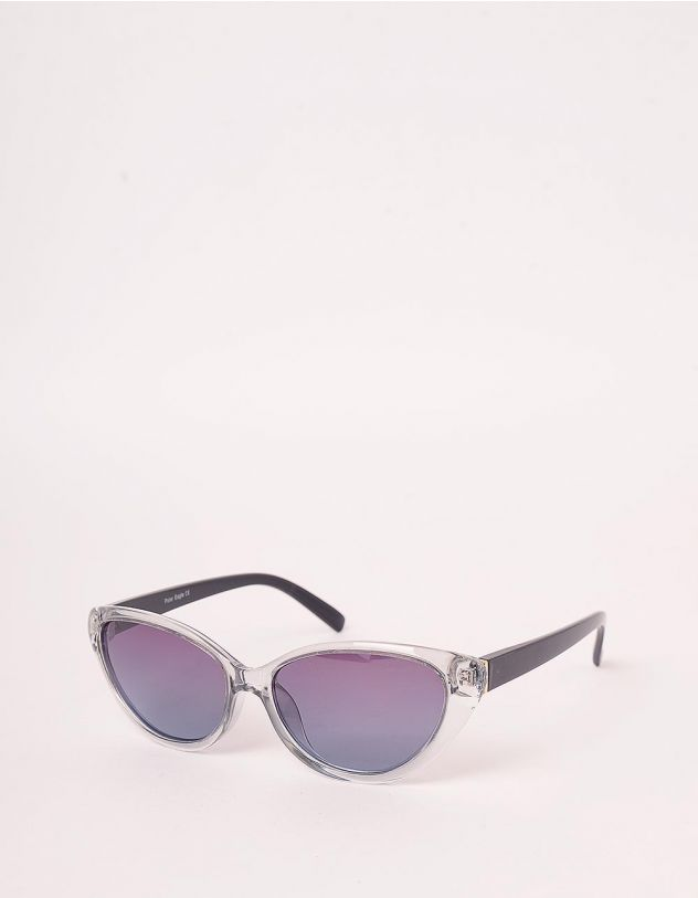 Окуляри сонцезахисні cat eye   247392-03-XX - A-SHOP