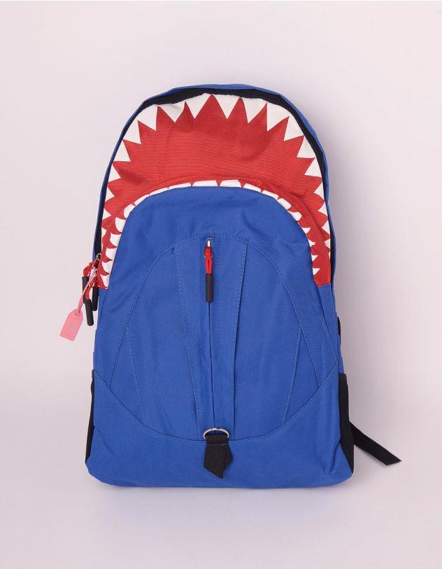 Рюкзак для міста у вигляді акули | 248254-13-XX - A-SHOP