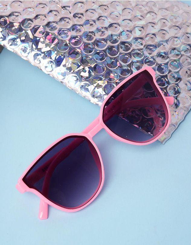 Окуляри дитячі сонцезахисні з кольоровою оправою | 236187-17-XX - A-SHOP