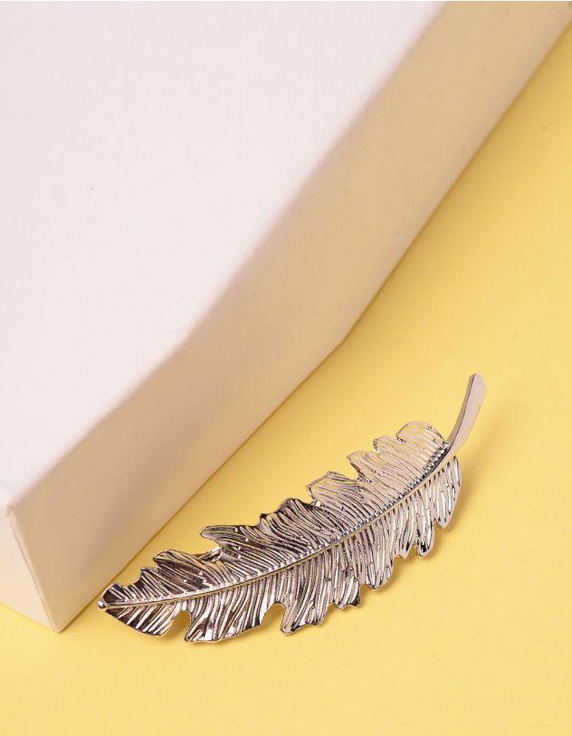Шпилька для волосся у вигляді листя | 247620-05-XX - A-SHOP
