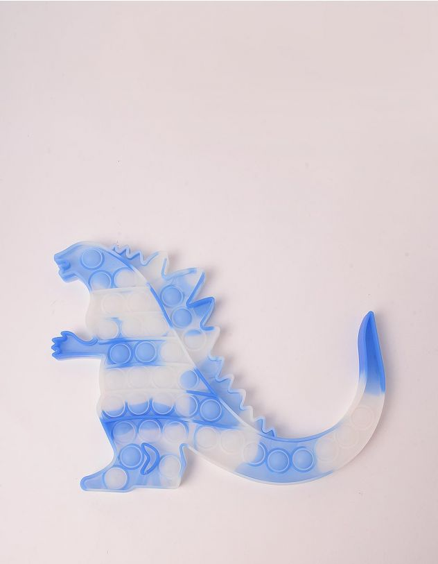 Іграшка антистрес pop it у вигляді динозавра | 248970-18-XX - A-SHOP