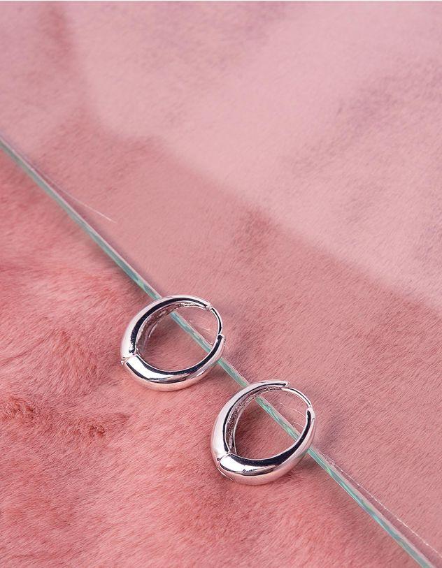 Сережки кільця   245307-05-XX - A-SHOP