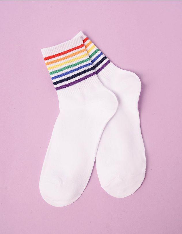 Шкарпетки у смужку | 239316-01-XX - A-SHOP