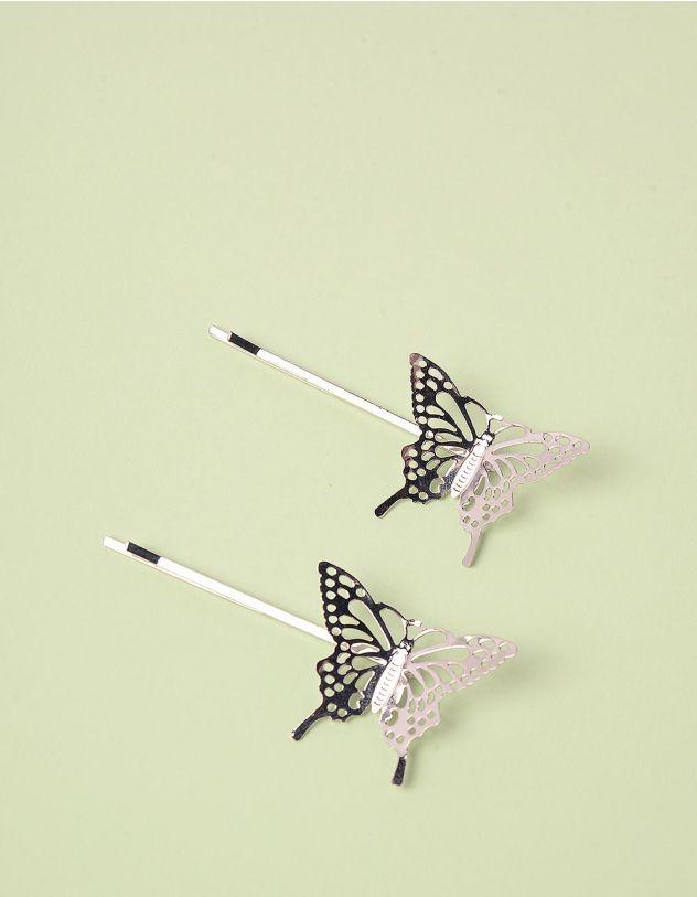 Шпилька для волосся з метеликами | 246297-05-XX - A-SHOP