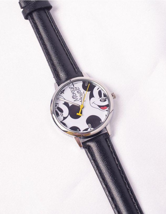 Годинник з принтом Міккі Мауса | 245453-02-XX - A-SHOP