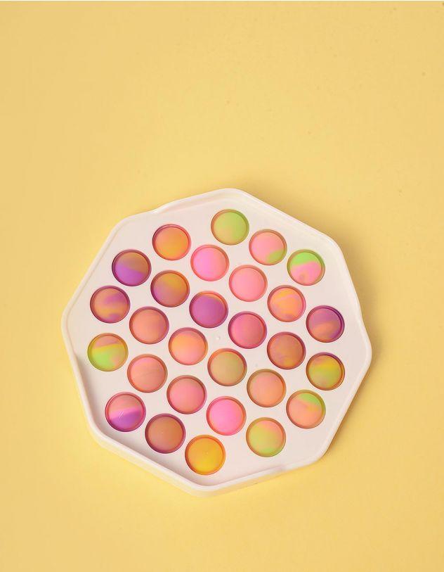 Іграшка антистрес pop it восьмикутник | 248604-14-XX - A-SHOP