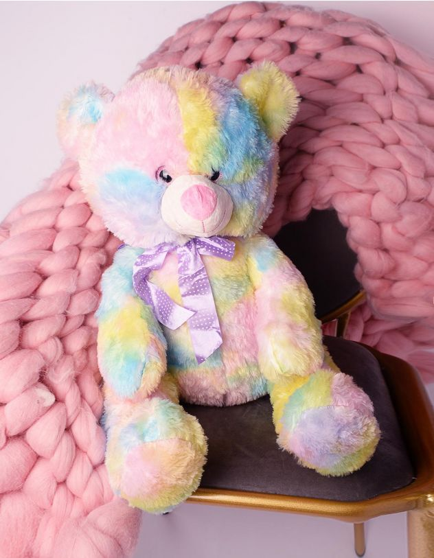 Іграшка м'яка у вигляді ведмедика | 244491-21-XX - A-SHOP