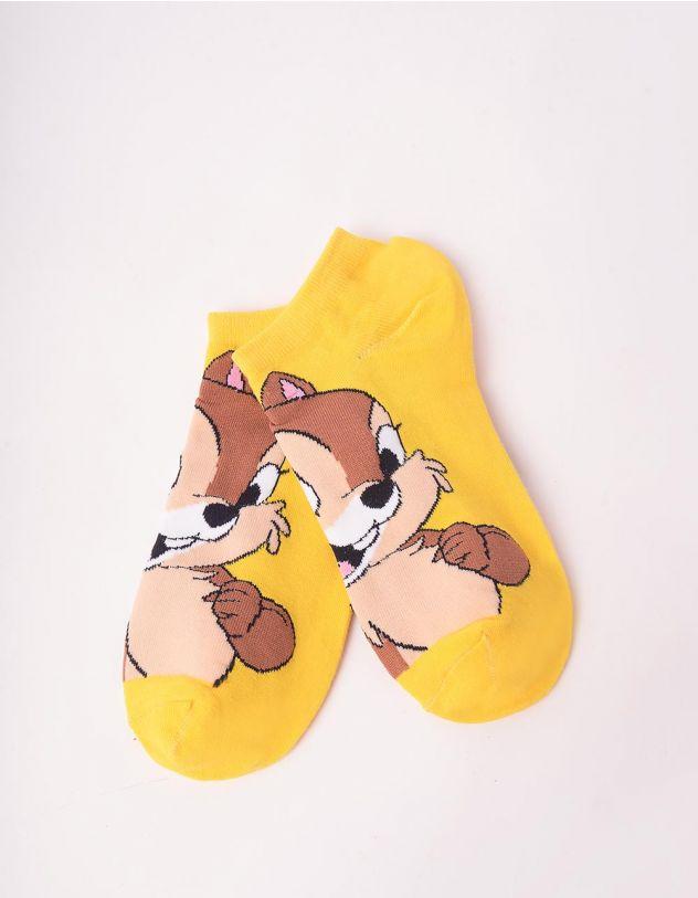 Шкарпетки з принтом персонажів з мультфільмів | 246901-19-XX - A-SHOP
