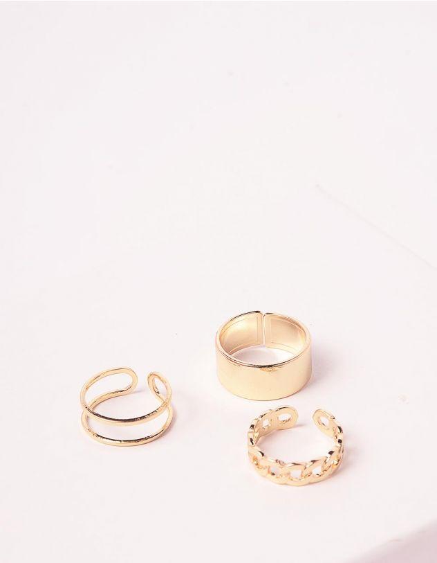 Кільця фалангові у вигляді ланцюжка | 243573-04-XX - A-SHOP