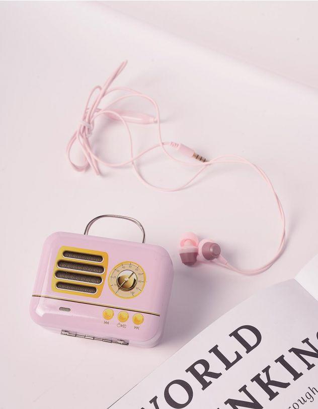 Навушники з чохлом у вигляді плеєра | 238936-35-XX - A-SHOP