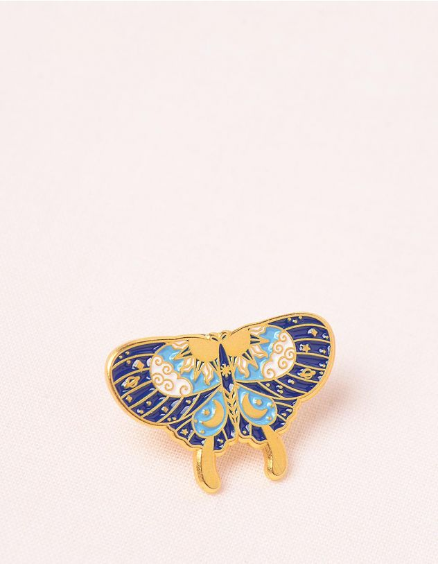 Брошка у вигляді метелика | 249281-56-XX - A-SHOP