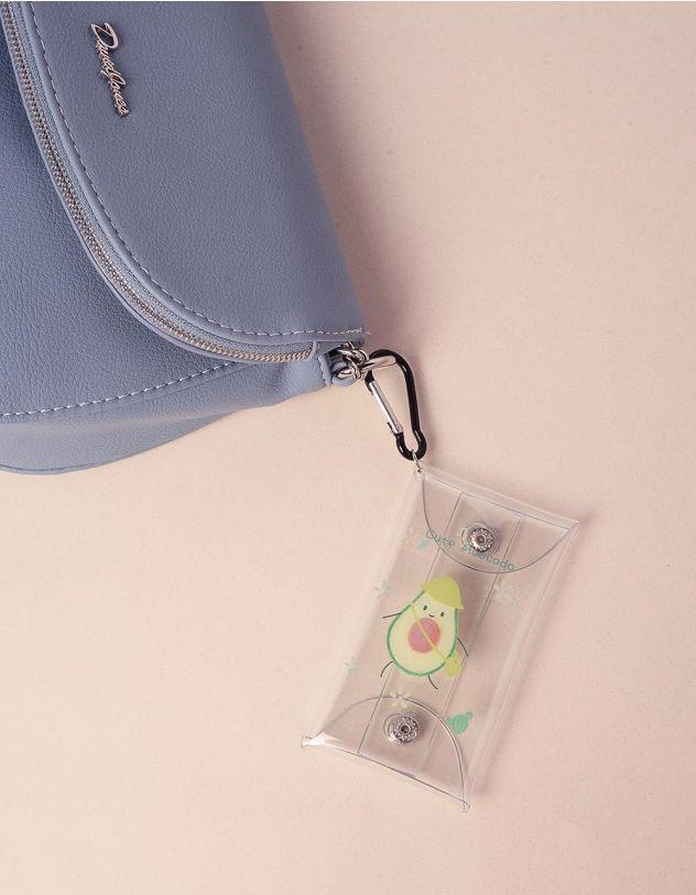 Чохол для навушників з принтом авокадо | 239709-37-XX - A-SHOP