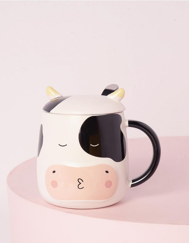 Чашка у вигляді корівки | 247161-14-XX - A-SHOP